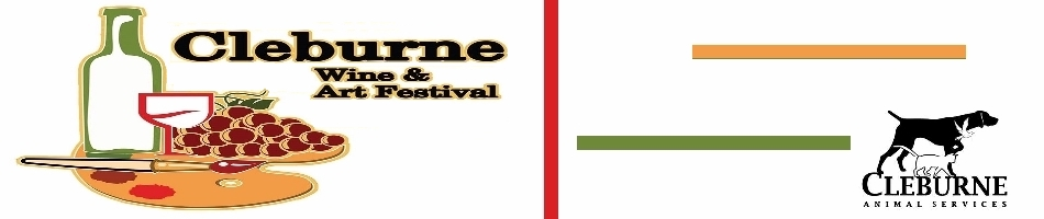 Cleburne Wine Festival Box Office