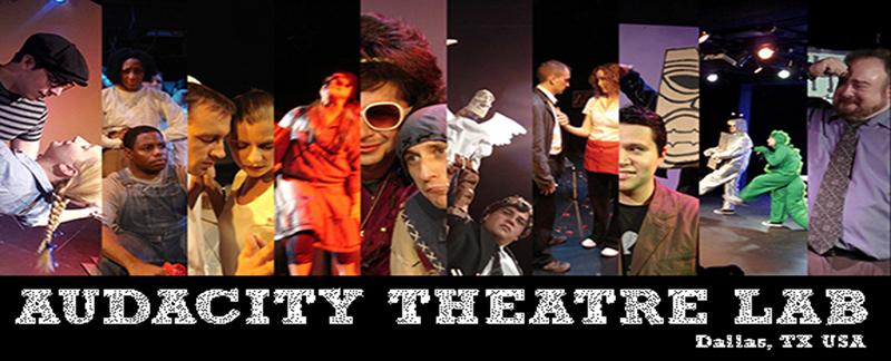Audacity Theatre Lab Box Office