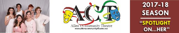 Allen's Community Theatre Box Office