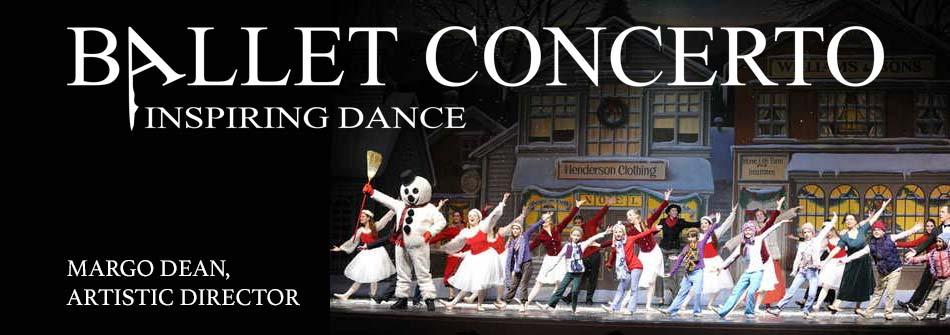 Ballet Concerto Box Office